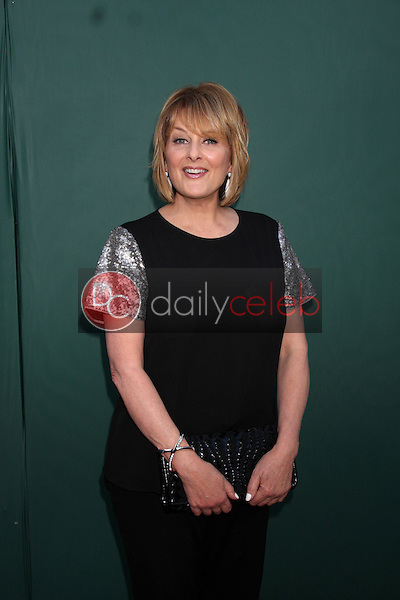 LOS ANGELES - JUL 8:  Cristina Ferrare at the Crown Media Networks July 2014 TCA Party at the Private Estate on July 8, 2014 in Beverly Hills, CA
