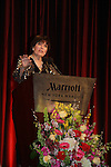 Actress Linda Dano (Another World and all ABC Soaps) presented The Linda Dano Heart Award at the HeartShare Human Services of New York 2012 as it held its Spring Gala & Auction on March 22, 2012 at the New York Marriott Marquis, New York City, New York. (Photo by Sue Coflin/Max Photos)