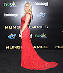 Leven Rambin attends the Lionsgate World Premiere of The hunger Games held at The Nokia Theater Live in Los Angeles, California on March 12,2012                                                                               © 2012 DVS / Hollywood Press Agency