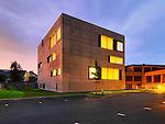 Architecture Liechtenstein Exterior