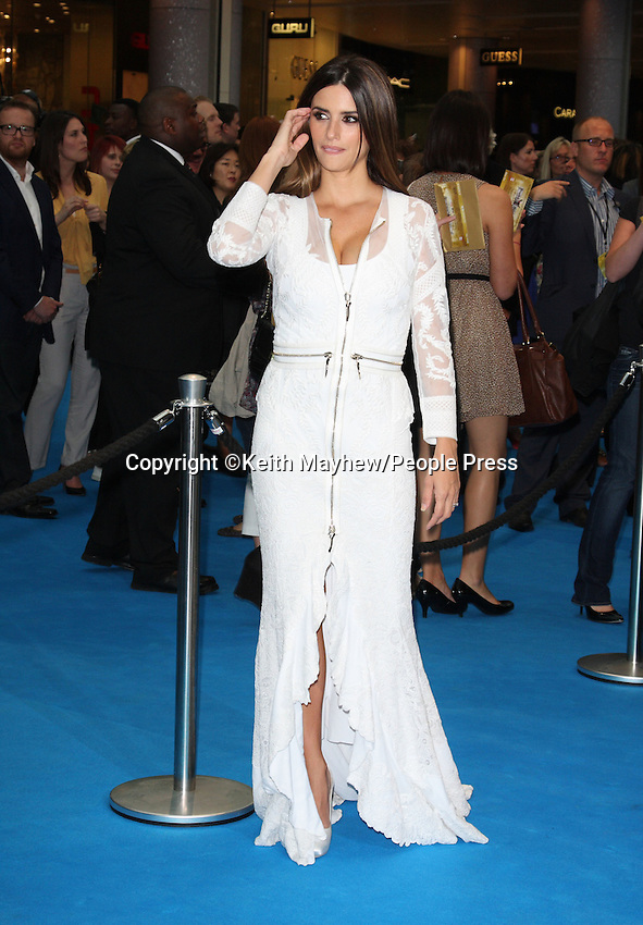 London - UK Premiere of 'Pirates of the Caribbean On Stranger Tides' at Vue Cinema, Westfield Shopping Centre, London, May 12th 2011..Photo by Keith Mayhew