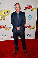 Joss Whedon at the premiere for &quot;Ant-Man and the Wasp&quot; at the El Capitan Theatre, Los Angeles, USA 25 June 2018<br /> Picture: Paul Smith/Featureflash/SilverHub 0208 004 5359 sales@silverhubmedia.com