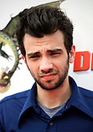 UNIVERSAL CITY, CA. - March 21: Jay Baruchel arrives at the premiere of ''How To Train Your Dragon'' at Gibson Amphitheater on March 21, 2010 in Universal City, California.