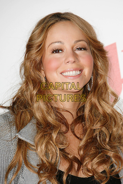 MARIAH CAREY.Photocall to launch her new album, fragrance and to switch on the Westfield Christmas Lights at Westfield, London, England..November 19th, 2009.headshot portrait .CAP/DAR.©Darwin/Capital Pictures.