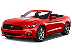 2016 Ford Mustang V6 Convertible 2 Door Convertible