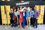 Hulu Runaways NYCC 2017