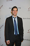Jeremy Jordan stars in Newsies - The 78th Annual Drama League Awards on May 18, 2012 at The New York Marriott Marquis, New York City, New York.(Photo by Sue Coflin/Max Photos)