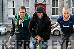 Jaroslaw Wasziewicz at Tralee Court on Friday