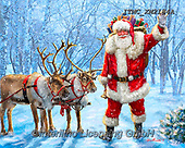 Marcello, CHRISTMAS SANTA, SNOWMAN, WEIHNACHTSMÄNNER, SCHNEEMÄNNER, PAPÁ NOEL, MUÑECOS DE NIEVE, paintings+++++,ITMCXM2184A,#x#