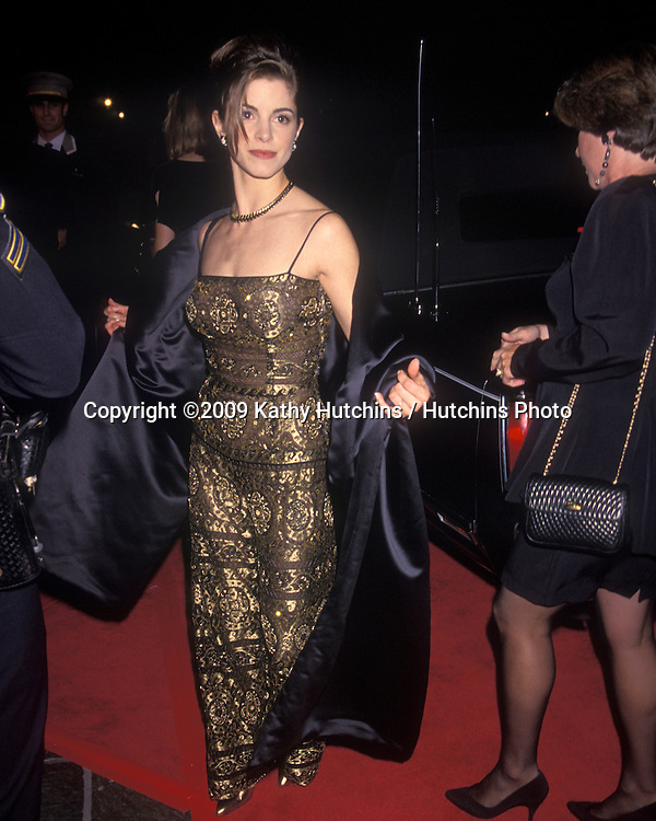 Cynthia Gibb.Stock photos.1994 Golden Globe Awards .©2009 Kathy Hutchins / Hutchins Photo....                .