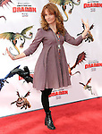 Lea Thompson at the Dreamwork Pictures' Premiere How to Train Your Dragon held at Gibson Universal in Universal City, California on March 21,2010                                                                   Copyright 2010  DVS / RockinExposures