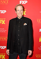 """HOLLYWOOD - JANUARY 8: Terry Sweeney attends the Red Carpet Premiere Event for FX's """"The Assassination of Gianni Versace: American Crime Story"""" at ArcLight Hollywood on January 8, 2018, in Hollywood, California. (Photo by Scott Kirkland/FX/PictureGroup)"""