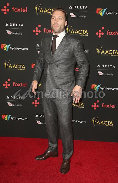 05 January 2018 - Hollywood, California - Jai Courtney. 7th AACTA International Awards held at Avalon Hollywood. Photo Credit: F. Sadou/AdMedia