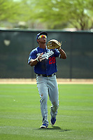 Jacob Scavuzzo - Los Angeles Dodgers 2016 spring training (Bill Mitchell)