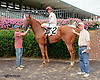 Cracker Jack Dad winning at Delaware Park on 8/11/14