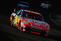 Nov. 9, 2008; Avondale, AZ, USA; NASCAR Sprint Cup Series driver Jeff Gordon during the Checker Auto Parts 500 at Phoenix International Raceway. Mandatory Credit: Mark J. Rebilas-
