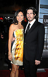 "WESTWOOD, CA. - November 30: Jason Reitman and wife Michele Lee arrive at the ""Up In The Air"" Los Angeles Premiere at Mann Village Theatre on November 30, 2009 in Westwood, California."