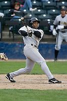 June 1, 2008: Salt Lake Bees' Chris Walker at-bat against the Tacoma Rainiers at Cheney Stadium in Tacoma, Washington.