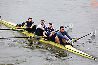 Crew: 70  Kings School Canterbury/Itchen Imperial/Herne Bay  B 4+<br /> <br /> Vet Fours Head 2019