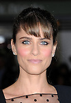Amanda Peet at the World Premiere of Identity Thief, held at the Mann Village Theater in Westwood CA. February 4, 2013.
