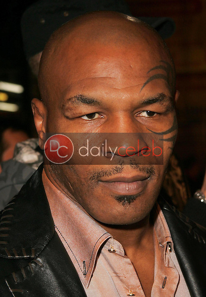 Mike Tyson<br />
