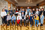 Music students attending the Dave Rath School of Music recital in the Ballygarry House Hotel on Sunday.
