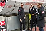 18.01.2020, Merkur Spielarena, Duesseldorf , GER, 1. FBL,  Fortuna Duesseldorf vs. SV Werder Bremen,<br />  <br /> DFL regulations prohibit any use of photographs as image sequences and/or quasi-video<br /> <br /> im Bild / picture shows: <br /> Florian Kohfeldt Trainer / Headcoach (Werder Bremen)<br /> <br /> Foto © nordphoto / Meuter