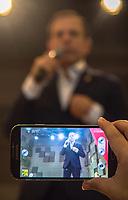 SÃO PAULO,SP, 08.03.2017 - DORIA-SP - O prefeito de São Paulo, João Doria (PSDB) durante lançamento do programa Virada Feminina, um movimento de educação cidadã e atendimento que terá 12 horas de atividades. O evento acontecerá todos os meses, o lançamento foi feito na Sala do Conservatório – Praça das Artes – Avenida São João, s/n , no centro da capital, nesta quarta-feira, 08. (Foto: Danilo Fernandes/Brazil Photo Press)