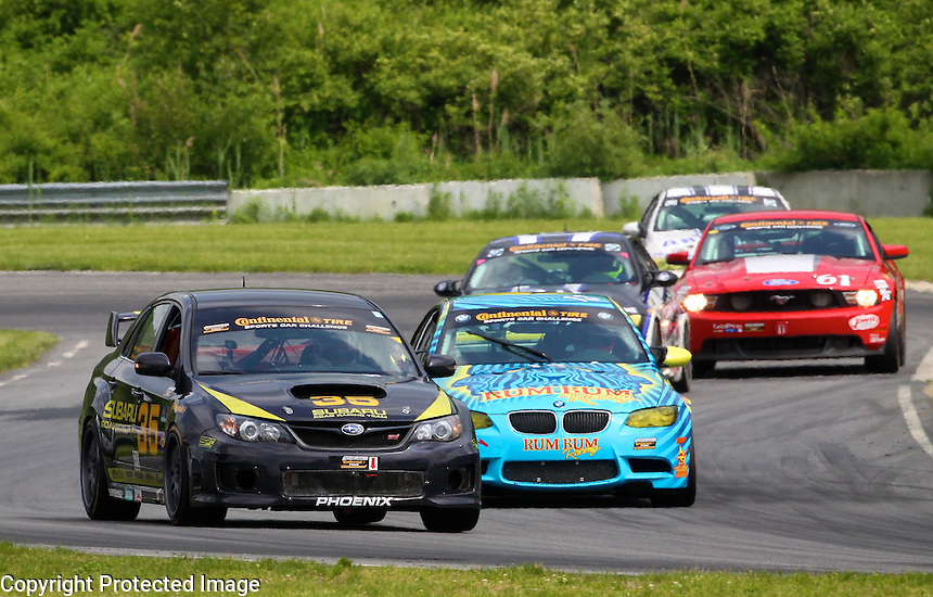 Continental Tire Series Race, Lime Rock Park, Lakeville, CT, May 2011
