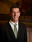 Dan Skendzel..Photo by Matt Cashore/University of Notre Dame