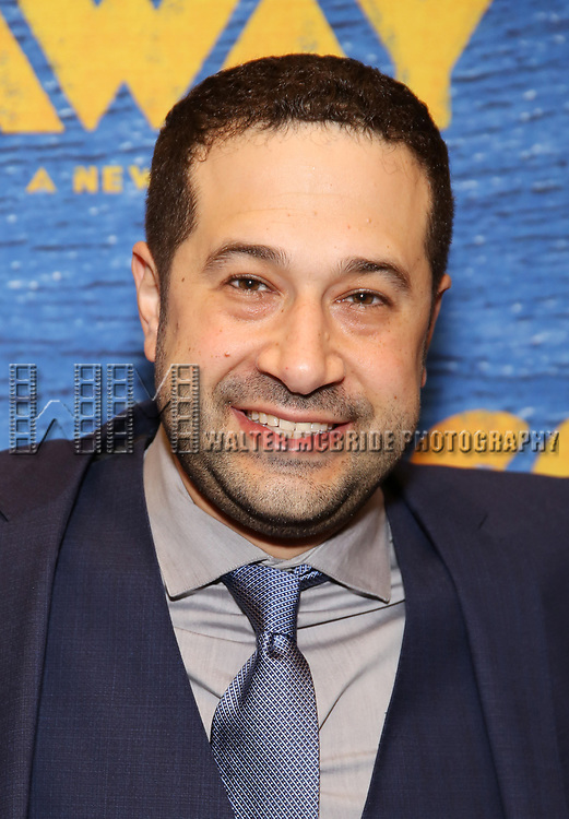 "Ian Eisendrath attends the ""Come From Away"" Broadway Opening Night After Party at Gotham Hall on March 12, 2017 in New York City."