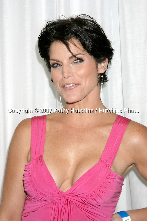 Lesli Kay.Bold & the Beautiful Fan Luncheon.Universal Sheraton Hotel.Los Angeles,  CA.Aug 25, 2007.©2007 Kathy Hutchins / Hutchins Photo....