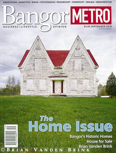 Bangor Metro Cover, September 2010