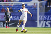 11th March 2020, Frisco, Texas, USA;  Mapi Leon of Spain in action during the 2020 SheBelieves Cup Womens International Friendly football match between England Women vs Spain Women at Toyota Stadium in Frisco