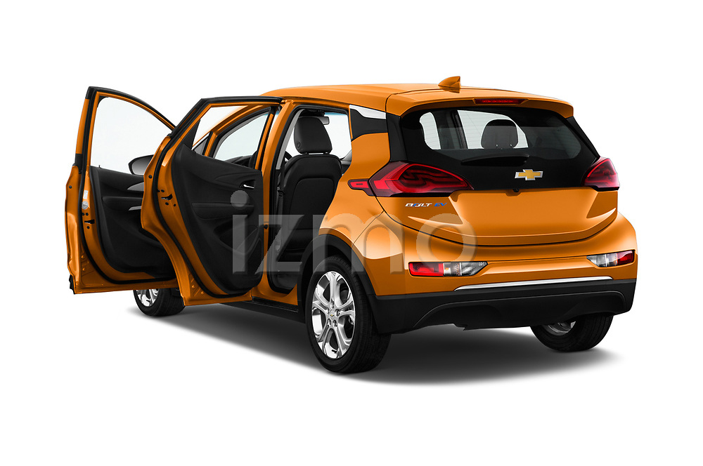 Car images of 2018 Chevrolet Bolt-EV LT 5 Door Hatchback Doors