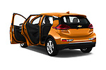 Car images of 2019 Chevrolet Bolt-EV LT 5 Door Hatchback Doors