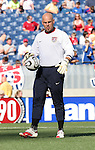 23 May 2006: Marcus Hahnemann (USA). The United States Men's National Team lost 1-0 to their counterparts from Morocco at the Nashville Coliseum in Nashville, Tennessee in a men's international friendly soccer game.