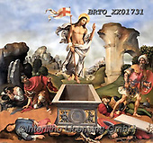 Alfredo, EASTER RELIGIOUS, OSTERN RELIGIÖS, PASCUA RELIGIOSA, paintings+++++,BRTOXX01731,#er#, EVERYDAY