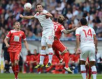 Fussball Bundesliga 2012/13: VFB Stuttgart - Fortuna Duesseldorf