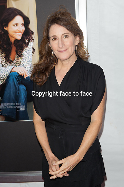 Nicole Holofcener attends the 'Enough Said' New York Screening at Paris Theater on September 16, 2013 in New York City.<br /> Credit: MediaPunch/face to face<br /> - Germany, Austria, Switzerland, Eastern Europe, Australia, UK, USA, Taiwan, Singapore, China, Malaysia, Thailand, Sweden, Estonia, Latvia and Lithuania rights only -