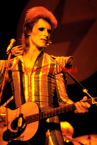 DAVID BOWIE Ziggy Stardust 1973<br />
