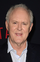 HOLLYWOOD, CA - OCTOBER 10: John Lithgow at The Accountant World Premiere at the Chinese Theater in Hollywood, California on October 10, 2016. Credit: David Edwards/MediaPunch