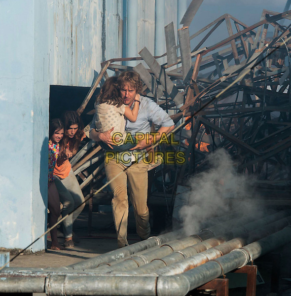 Lake Bell, Owen Wilson<br /> in No Escape (2015) <br /> *Filmstill - Editorial Use Only*<br /> CAP/FB<br /> Image supplied by Capital Pictures