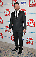 Nick Knowles at the TV Choice Awards 2018, The Dorchester Hotel, Park Lane, London, England, UK, on Monday 10 September 2018.<br /> CAP/CAN<br /> &copy;CAN/Capital Pictures