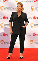 Sheridan Smith at the British Academy (BAFTA) Television Awards 2019, Royal Festival Hall, Southbank Centre, Belvedere Road, London, England, UK, on Sunday 12th May 2019.<br /> CAP/CAN<br /> &copy;CAN/Capital Pictures