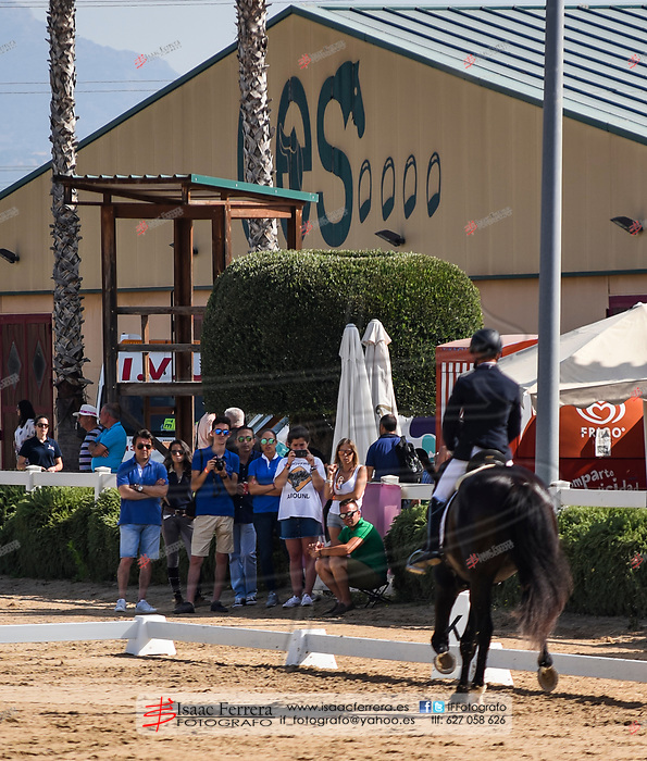 FIECVAL 2017.<br /> XXIII Salon del Caballo de la Comunidad Valenciana.<br /> VIII Campeonato de Europa de Caballos PRE.<br /> Jun 24, 2017.<br /> CES Valencia.<br /> Godella, Valencia - Spain.