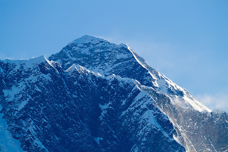 Mt Everest. Photo by Didrik Johnck.