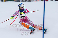 2013 MN Section 4 Alpine Ski Meet AM Run