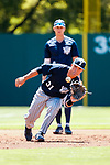The BYU Baseball Team defeated Sacramento State 6-1 in an elimination game at the Stanford Regional of the NCAA Championships.<br /> <br /> Photos by Jaren Wilkey/BYU<br /> <br /> Copyright BYU Photo 2017<br /> photo@byu.edu<br /> photo.byu.edu