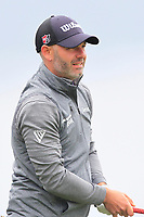 Paul Waring (ENG) on the 5th tee during Round 1 of the Betfred British Masters 2019 at Hillside Golf Club, Southport, Lancashire, England. 09/05/19<br /> <br /> Picture: Thos Caffrey / Golffile<br /> <br /> All photos usage must carry mandatory copyright credit (© Golffile | Thos Caffrey)